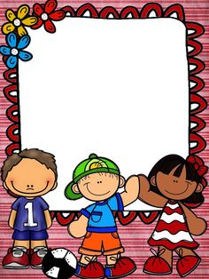 Classroom Clipart, Classroom Labels, School Clipart, Classroom Decor, Borders For Paper, Borders And Frames, School Binder Covers, School Border, Boarder Designs
