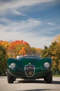 1951-52 Jaguar XK120C C-Type