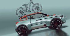 """240 Likes, 2 Comments - Guillaume Brault (@g.blt90) on Instagram: """"Citroën // product. #automotive #designcar #cardesign #colors #exteriordesign #psa #citroen #doodle…"""""""