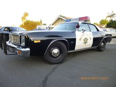 US $1,000.00 CALIFORNIA HIGHWAY PATROL 1977 DODGE MONACO E86 440 MAGNUM CALIFORMIA HIGHWAY PATROL
