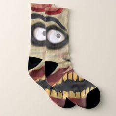 Zombie Socks - Halloween happyhalloween festival party holiday