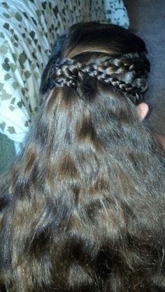 Celtic braids.