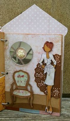 The Urban Scrapbook inc.: THE ART OF PAPER DOLLS!