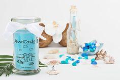 Fresh Sea Breeze | Jewel in a candle | Pendant - JewelCandle