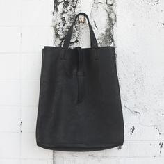 Image of PU Handbag (Black)