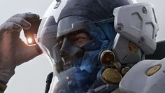 Kojima Productions Continues to Churn Out Logo Art