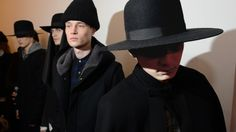 The New Shapes of Men's Wear at New York Fashion Week
