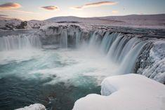 Godafoss, Waterfalls in Iceland