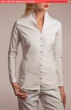 51 Best Women S White Blouses Images White Blouses White Dress