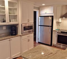 Kitchens With Diamond Cabinets Coconut Google Search
