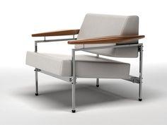1958 Sergio Rodrigues Beto Chair Mcm Furniture, Furniture Upholstery, Furniture Design, Vintage Furniture, Mid Century Chair, Mid Century Furniture, Hot Tub Time Machine, Happy Room, Mid Century Modern Decor