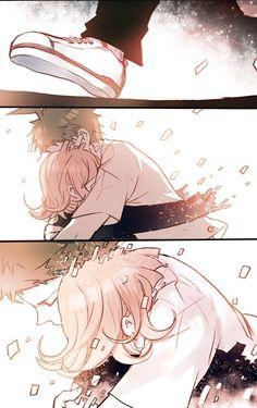 Chiaki and hajime