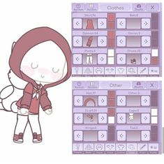 Manga Clothes, Drawing Clothes, Club Outfits, Boy Outfits, First Youtube Video Ideas, Cute Anime Chibi, Kawaii Anime, Club Hairstyles, Clothing Sketches