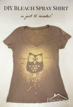 und wenn ich nicht bald in schönen Farben und Formen wie dieses Shirt z.B was find ….dann mach ich  meine eigene Kollektion