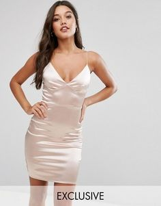 Discover the latest dresses with ASOS. From party, midi, long sleeved and maxi dresses to going out dresses. Shop from thousands of dresses with ASOS. Mini Dresses For Women, Pink Mini Dresses, Satin Dresses, Clothes For Women, Women's Dresses, Party Dresses, Fashion Clothes Online, Online Shopping Clothes, Vegas Dresses