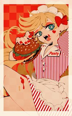 Pretty Art, Cute Art, Panty And Stocking Anime, Art Reference Poses, Art Girl, Art Inspo, Manga Anime, Pop Art, Disney Characters