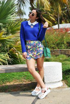 Nuestra Fashion Blogger @Mariannina Lodato armó este hermoso outfit, estupendo para esas chicas cuyos trabajos no tienen reglas muy estructuradas sobre la vestimenta, pero no les cuento más, por acá les dejo el link con todos los detalles -> http://www.mininatunina.com/2014/04/instintogirl.html