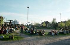 Photo Essay: Aarhus and SPOT Festival