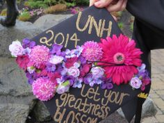 Let your greatness blossom! #UNH14