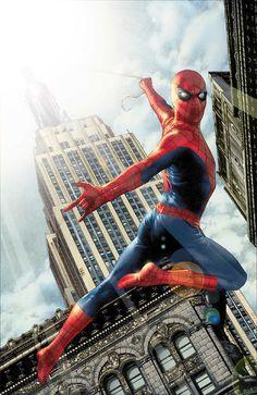 Spider-man by Jay Anacleto