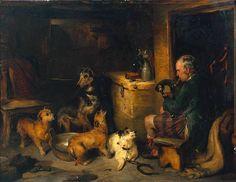 El Hurgador [Arte en la Red]: Pintando perros / Painting dogs (XXXV)