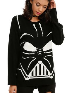 Because the dark side can get a little chilly.