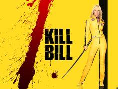 Great art of the title Kill Bil