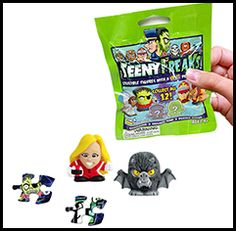 TeenyFreaks Collectible figures