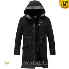 dc1ec145aa CWMALLS Men s Sheepskin Parka Coat CW808518 Shop custom patented sheepskin  parka on CWMALLS.COM