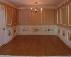 dollshouse music room