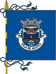 Bandeira de Alvito