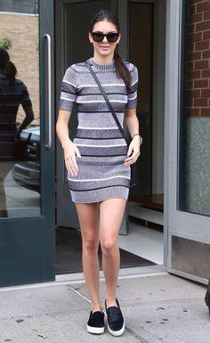 Kendall Jenner street styles