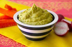Avocado Hummus ! Yum!