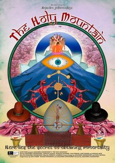 The Holy Mountain - 1973 - Jodorowsky