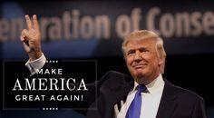 SHOW YOUR SUPPORT FOR DONALD J. TRUMP https://www.donaldjtrump.com/
