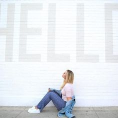 hello...it's me ♡  ps..new vlog is up on my channel!!! also, when is your birthday?! ✨ #losangeles #la #california #melrose #hello #cafe #style #blogger