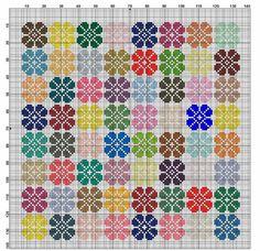 Cross Stitch Cushion, Cross Stitch Tree, Simple Cross Stitch, Cross Stitch Flowers, Cross Stitching, Cross Stitch Embroidery, Embroidery Patterns, Cross Stitch Designs, Cross Stitch Patterns