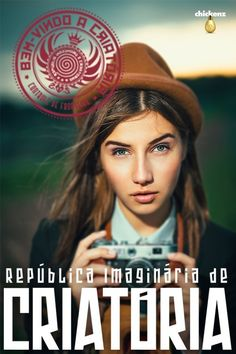REPÚBLICA IMAGINÁRIA DE CRIATÓRIA | Workshop de Imersão Criativa
