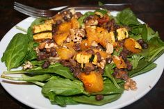 5 Favorite Fall Foods + Delicata Squash and Smokey Black Bean Salad | Eat, Drink and Be Aware