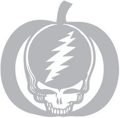 Official Site Of The Grateful Dead Bear Halloween, Holidays Halloween, Halloween Pumpkins, Bear Stencil, Pumpkin Stencil, Pumpkin Template, Pumpkin Carving Templates, Grateful Dead, Pumpkin Eyes