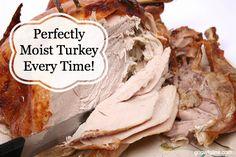Perfectly Moist Turkey