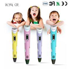36.45$  Buy now - https://alitems.com/g/1e8d114494b01f4c715516525dc3e8/?i=5&ulp=https%3A%2F%2Fwww.aliexpress.com%2Fitem%2F3D-Pens-Printer-High-Quality-Drawing-Pen-3D-Printing-Pen-With-9M-Free-Filament-for-Kid%2F32753675708.html - 3D Pens Printer High Quality Drawing Pen 3D Printing Pen for Sale With 9M Free ABS Filament for Kid Handcraft 36.45$