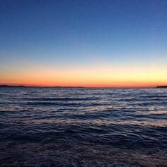 "Páči sa mi to: 10, komentáre: 1 – Martin Bugár (@martin_bugarr) na Instagrame: ""#TB This sunset was absolutely stunning 💥 #2017 #sunset #sea #stunning #hotdays #view #croatia #tb"""