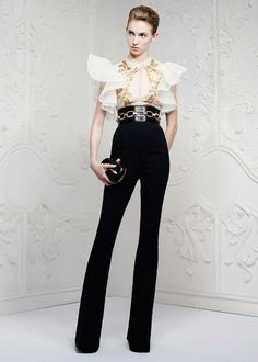 Tony Ward Spring Summer 2012 Ready to Wear | Alexander McQueen Pre-Spring 2013 Collection | Fashion Trends for 2014