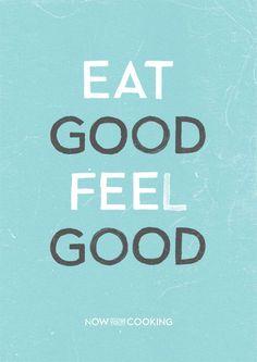 Come bien y sientete bien.