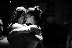 #tango con Maia Surribas Tissierre y Gato Misiti #pasion #abrazo #argentina