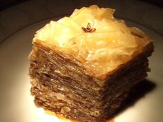 How to make a perfect Baklava Sweet for your Family!