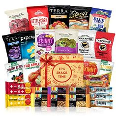 Healthy Snacks Care Package Cookies Variety Pack Bundle Assortment (30 Count) Reviews