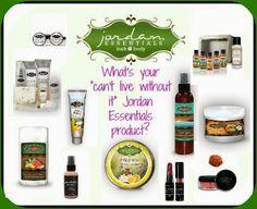 Jordan Essential's: My Jordan Essentials