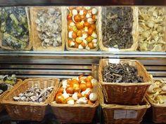 Cisne Azul: Best Restaurant for Mushrooms in Madrid